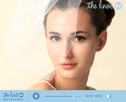 Wedding Makeup The Knot : Renee Majour . Makeup and Hair . Represented by Jump ...